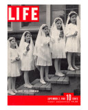 Dionne Quintuplets First Communion  September 2  1940