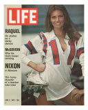 Raquel Welch in Roller Derby Uniform  June 2  1972