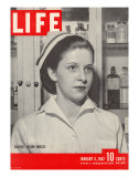 Wanted: 50 000 Nurses  Alberta Rose Krajce  Brooklyn Naval Hospital Nurse Shortage  January 5  1942