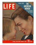 The American Woman  December 24  1956