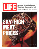 Sky-High Meat Prices  April 14  1972