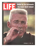 Former Green Beret Col Robert Rheault  Smoking Cigarette  November 14  1969