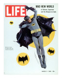Adam West as Superhero Batman  March 11  1966