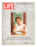 The Intimate Recollections of Stalin's Daughter  September 15  1967