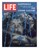 New York Counter Culture Leader Ed Sanders  February 17  1967