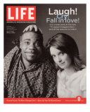 TV Co-stars Tracy Morgan and Tina Fey  September 8  2006