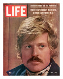 Actor Robert Redford  February 6  1970