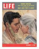 "Sal Mineo and Jill Haworth in Scene from Film ""Exodus""  December 12  1960"