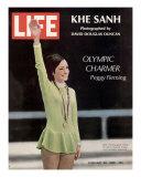 Olympic Charmer Peggy Fleming  February 23  1968