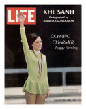 Olympic Charmer Peggy Fleming  February 23  1968