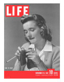 How to Knit  November 24  1941