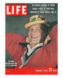 Singer Pat Boone  February 2  1959