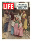 The Youth Communes  New way of Living Confronts the US  July 18  1969