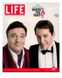 Actors Nathan Lane and Matthew Broderick Getting the Last Laugh of 2005  December 30  2005