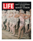 Russian Dance Hall Girls  Special Report on Life in the Soviet Union  November 10  1967