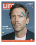 Portrait of Actor Hugh Laurie  September 1  2006