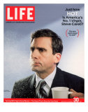 Comic Actor Steve Carell  September 30  2005