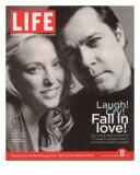 TV Co-stars Virginia Madsen and Ray Liotta  September 8  2006