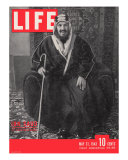 Saudi King Ibn Saud  May 31  1943