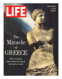 The Miracle of Greece  Statue of Aphrodite  January 4  1963