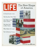 The New Shape of America  January 8  1971