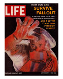 How You Can Survive Fallout  September 15  1961