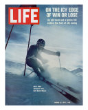 On the Icy Edge of Win or Lose  Billy Kidd  America's First Gold Medal Winner  March 6  1970