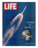 Schirra and Apollo 7  October 25  1968