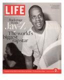 Rapper Jay-Z  November 3  2006