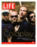 Coldplay Backstage  Air Canada Centre  Toronto  September 2  2005