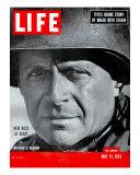 Gen Matthew B Ridgway  May 12  1952