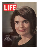 Jacqueline Kennedy  May 29  1964