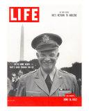 Gen Dwight D Eisenhower  June 16  1952