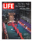 The New Pope  Vatican Interior  July 5  1963