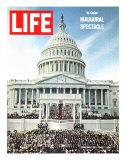 President Johnson's Inaugural  January 29  1965