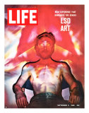 LSD Art  September 9  1966