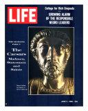 The Caesars: Madmen  Statesmen and Saints  Bust of Emperor Marcus Aurelius  June 3  1966