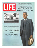 Why Kennedy Went to Texas  Last Seconds of the Motorcade  November 24  1967
