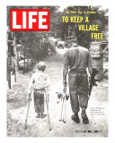 The Other War in Vietnam: To Keep a Village Free  August 25  1967