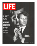 Robert Kennedy  Will He Dare Run in 68  November 18  1966