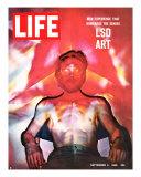 LSD Art  September 9  1966