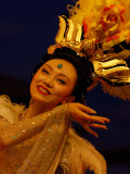 Dance from the Tang Dynasty  Shaanxi Grand Opera House  Xi'an  Shaanxi Province  China