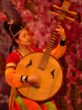 Concert of Traditional Chinese Music Instruments  Shaanxi Grand Opera House  Xi&#39;an  China
