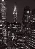Chrysler Building at Night  Manhattan