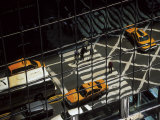 Reflection on 42nd Street  Manhattan