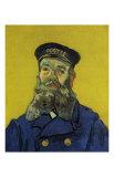 The Father, Joseph Roulin Reproduction d'art par Vincent Van Gogh