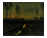 Evening Landscape II