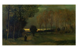 Toward Evening Giclée par Vincent Van Gogh