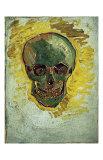 Crâne Reproduction d'art par Vincent Van Gogh