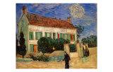 White House at Night Giclée par Vincent Van Gogh